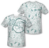 Popeye - Repeat Sailor (Front/Back Print) Sublimated