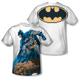 Batman - Batbit (Front/Back Print) T-Shirt