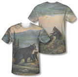 Wild Wings - Serenity At Twilight (Front/Back Print) Shirts