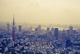 Tokyo Scenery Photographic Print by  kbx7md3y