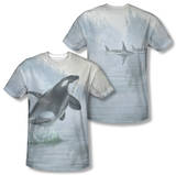 Wild Wings - Teeming Waters (Front/Back Print) Shirts
