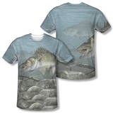 Wild Wings - Feeding Grounds (Front/Back Print) T-shirts