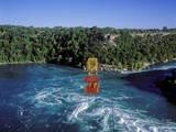 Whirlpool Aero Car, Niagara Falls, Ontario, Canada Photographic Print by Hans-Peter Merten