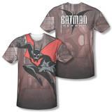 Batman Beyond - Bat Tech (Front/Back Print) T-Shirts