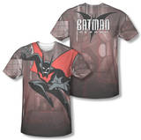 Batman Beyond - Bat Tech (Front/Back Print) T-shirts