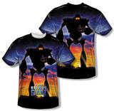 Iron Giant - Giant Poster (Front/Back Print) Shirts