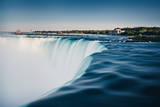 Long Exposure of Niagara Falls in Daytime Photographic Print by  d3sign