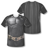 Batman Begins - Begins Costume (Front/Back Print) Shirt