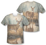 Wild Wings - Autumn Reflections (Front/Back Print) Shirts