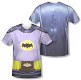 Batman Classic TV - Batman Costume (Front/Back Print) Sublimated