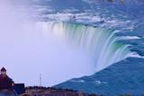 Ontario, Niagara Falls, Horseshoe Falls Photographic Print by Alan Copson