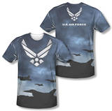 Air Force - Take Off (Front/Back Print) Shirts