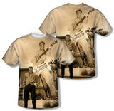Elvis Presley - Larger Than Life (Front/Back Print) Shirts