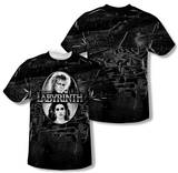 Labyrinth - Maze (Front/Back Print) T-Shirt