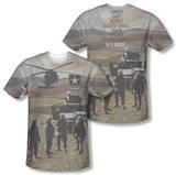 Army - Values (Front/Back Print) Shirts