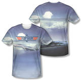 Top Gun - Take Off (Front/Back Print) Shirt