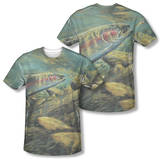 Wild Wings - Rainbow Trout (Front/Back Print) Shirts