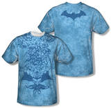 Batman - Within (Front/Back Print) T-Shirt