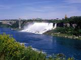 American Falls, Niagara Falls, Ontario, Canada Photographic Print by Hans-Peter Merten