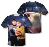 Star Trek - Protectors (Front/Back Print) T-shirts