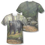 Wild Wings - Woodland Morning (Front/Back Print) Shirts