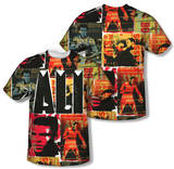 Muhammad Ali - Posters (Front/Back Print) T-Shirt