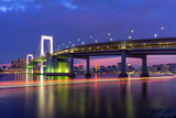 Waterfront Cruising, Tokyo Photographic Print by  ***
