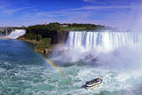 Niagara Falls, Ontario, Canada Photographic Print by Hans-Peter Merten