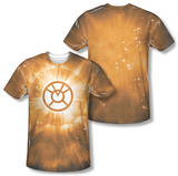 Green Lantern - Orange Energy (Front/Back Print) Sublimated