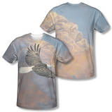 Wild Wings - Majestic (Front/Back Print) Tシャツ