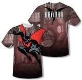 Batman Beyond - Bat Tech (Front/Back Print) Bluser