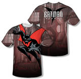 Batman Beyond - Bat Tech (Front/Back Print) Shirt