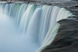 Water Flowing over Niagara Falls Photographic Print by Cosmo Condina