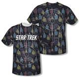 Star Trek - Enterprise Crew (Front/Back Print) T-shirts