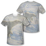 Wild Wings - On The Edge (Front/Back Print) Shirts
