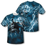 Batman - Stormy Knight (Front/Back Print) T-Shirt
