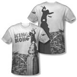 King Kong - Breaking Loose (Front/Back Print) T-Shirt