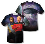 Star Trek - TNG (Front/Back Print) Sublimated