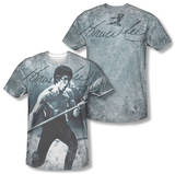 Bruce Lee - Whoooaa (Front/Back Print) Sublimated