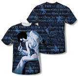 Elvis Presley - Is Everything (Front/Back Print) T-shirts