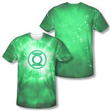 Green Lantern - Green Energy (Front/Back Print) Sublimated