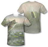 Wild Wings - Summertime (Front/Back Print) Shirt