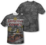 Batman - Detective No.31 Cover (Front/Back Print) Shirts