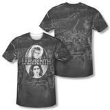 Labyrinth - Maze (Front/Back Print) Shirt