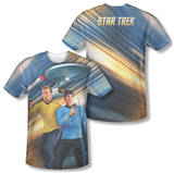 Star Trek - Phasers Down (Front/Back Print) Shirts