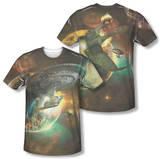Star Trek - Battle Ships (Front/Back Print) T-Shirt