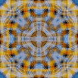 Kaleidoscopic Abstraction Photographic Print by Paul Taylor