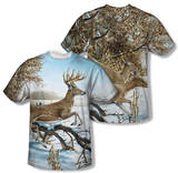 Wild Wings - Breaking Cover (Front/Back Print) Shirts