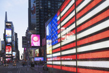 Usa, New York State, New York City, times Square Photographic Print by  Fotog