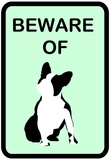 French Bulldog Beware 8 Photo